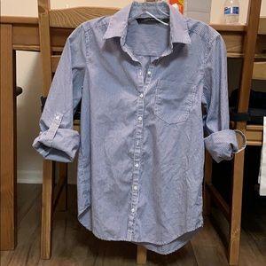 Zara Women Button Down Shirt